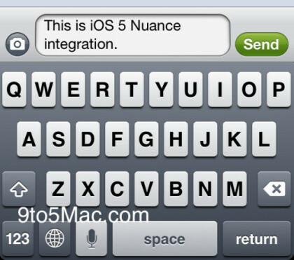Apple iOS 5 Beta 5