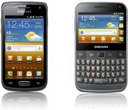 Neue Galaxy-Modelle von Samsung