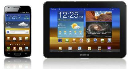 Samsung Galaxy Tab 8.9 LTE und Galaxy S2 LTE