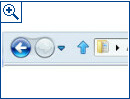 Windows 8 Explorer mit Ribbon