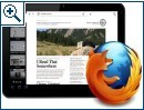 Firefox Mobile für Tablets