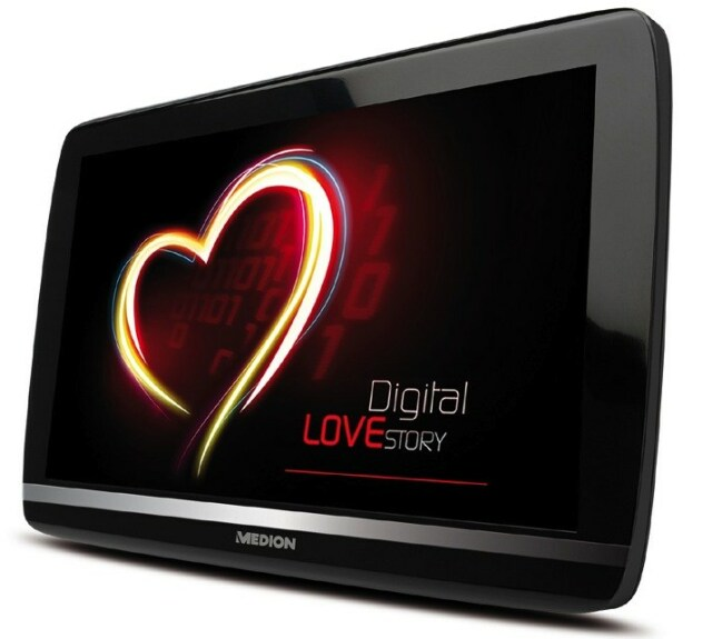 Medion Tablet und Smartphone