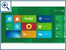 Windows 8 Startbildschirm - Bild 1