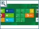 Windows 8 Startbildschirm - Bild 3
