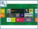 Windows 8 Startbildschirm - Bild 4