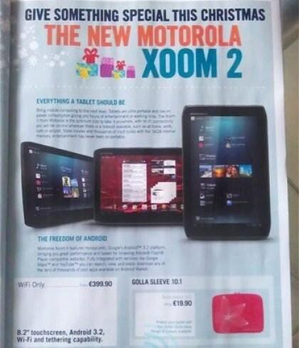 Zwei mal Xoom 2