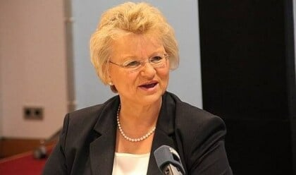 Drogenbeauftragte Mechthild Dyckmans