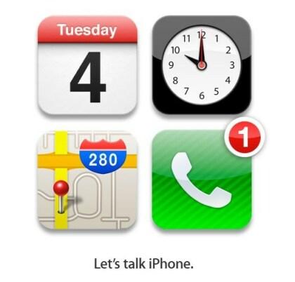 Apple Event 4. Oktober