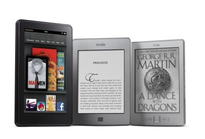 Amazon: Kindle Fire und Kindle Touch
