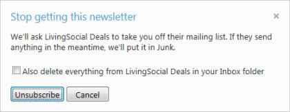 Hotmail neue Funktionen
