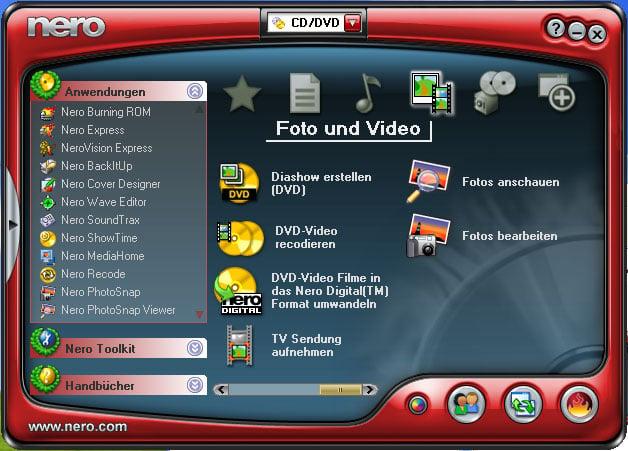 nero 6 ultra edition 6.6.0.1
