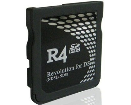 Nintendo-DS-Kopier-Modul R4