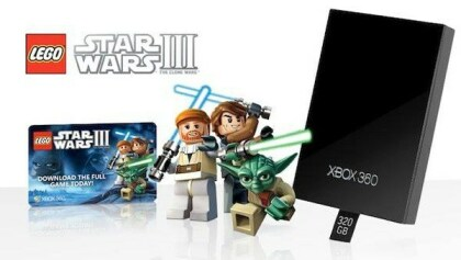 Xbox 360 - 320 GB Festplatte