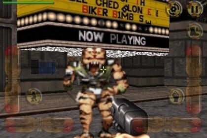 Duke Nukem 3D f�r iOS