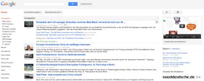 Google News: Redesign