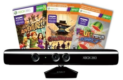 Kinect Holiday Bundle 2011