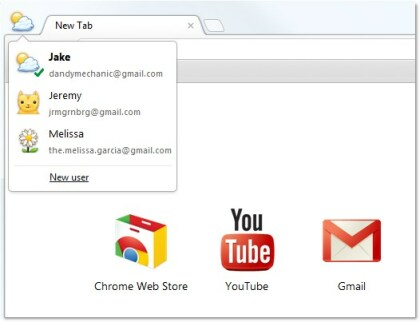 Chrome 16 Beta
