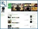 Xbox.com im Metro-Design