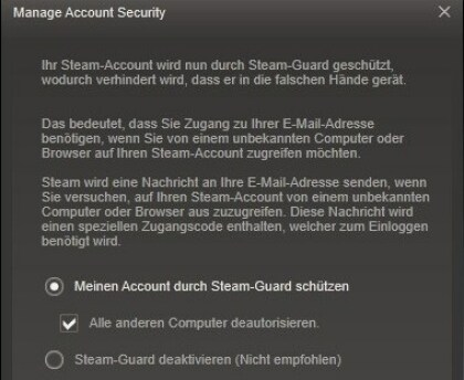 Steam Hack
