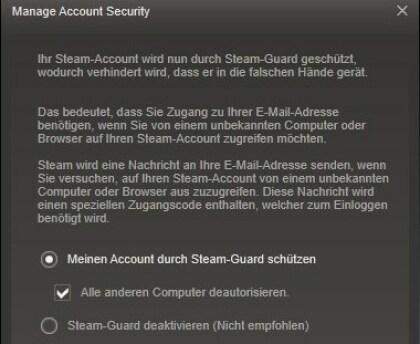 Steam Hack