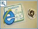 Internet Explorer Kuchen für das Firefox-Team - Bild 1