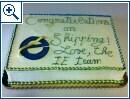 Internet Explorer Kuchen für das Firefox-Team