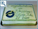 Internet Explorer Kuchen f�r das Firefox-Team