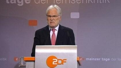 ZDF Markus Schächter