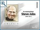 Steve Jobs Gedenkset Magyar Posta