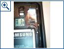 'Explodiertes' Samsung Galaxy S 2 Skyrocket