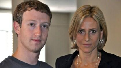 Mark Zuckerberg im BBC-Potr�t