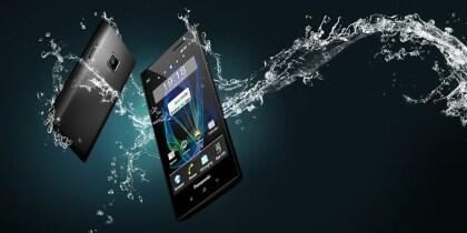 Panasonics Android-Smartphone-Prototyp