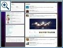 Das neue Twitter-Design