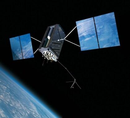 GPS Block III Satellit