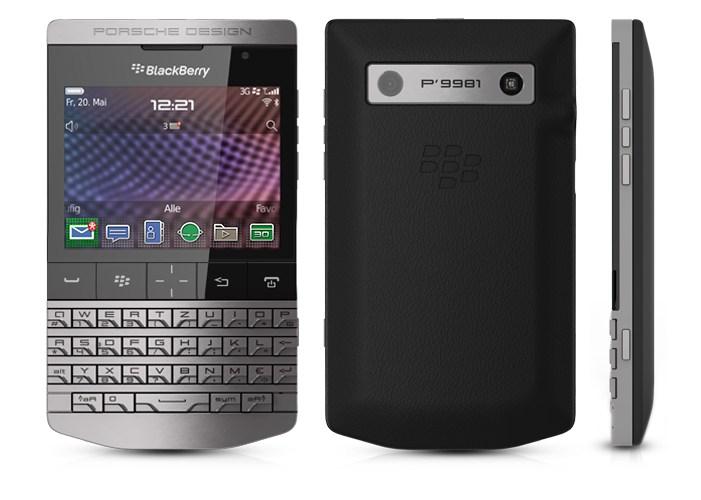 Blackberry von Porsche Design kostet 1475 Euro - WinFuture.de