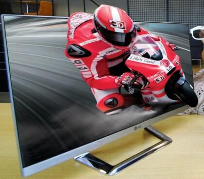 LG DM92 3D Display