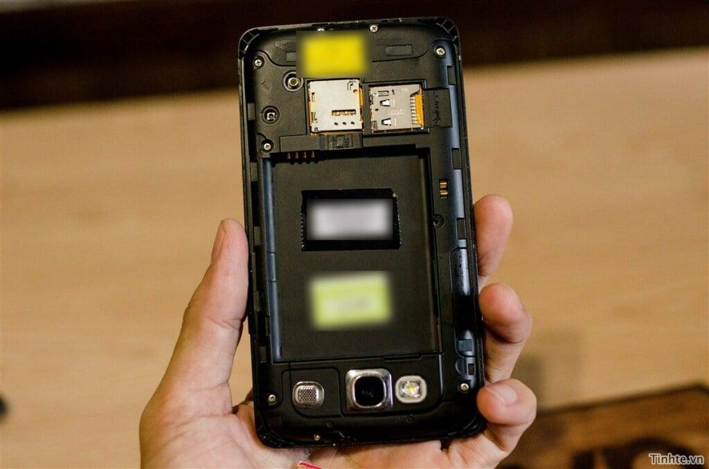 Angebliches Samsung Galaxy S3