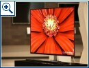 LG Electronics: OLED-TV mit 55 Zoll