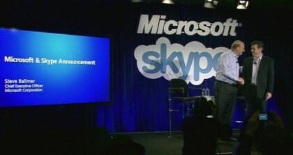 Skype Übernahme durch Microsoft