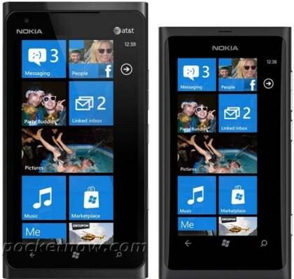 Nokia Lumia 900 Leak-Bild