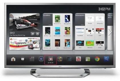 Google TV von LG