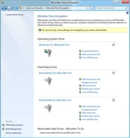 Windows 8 Storage Spaces