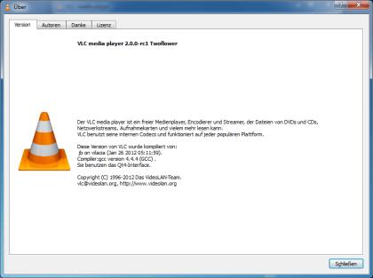 VLC 2.0 RC1