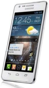 Unbekanntes Samsung-Smartphone