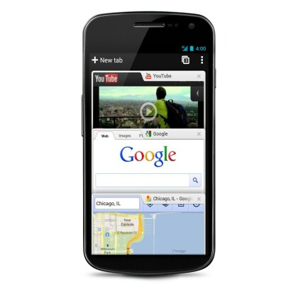 Google Chrome f�r Android