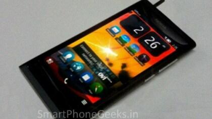 Angebliches Nokia 801