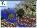 World of Warcraft in Minecraft nachgebaut