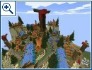 World of Warcraft in Minecraft nachgebaut