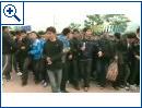 ABC-TV-Team besucht die Foxconn-Werke