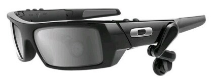 Google Augmented Reality Brille